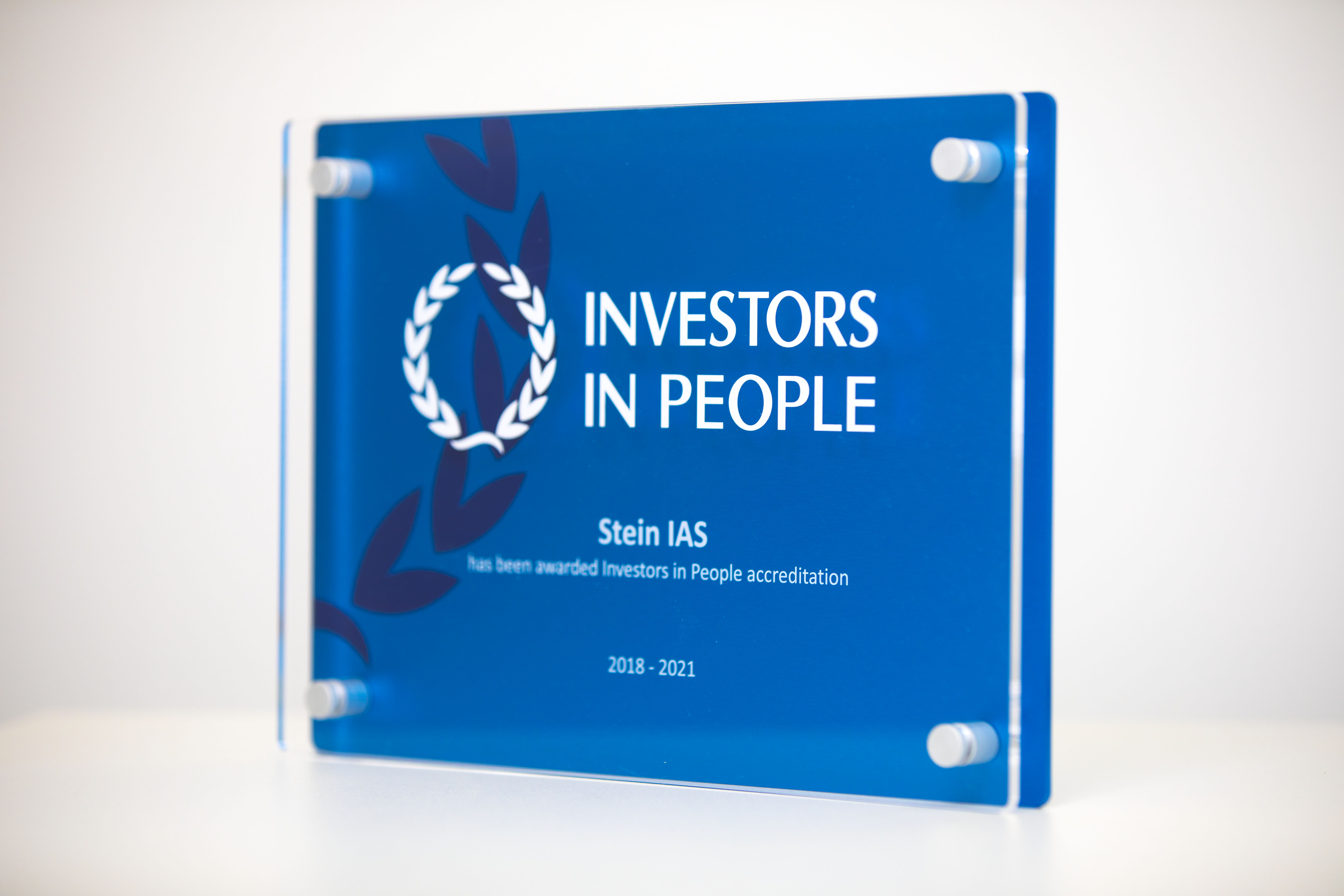 B2B Agency 10 years Investors in People accreditation